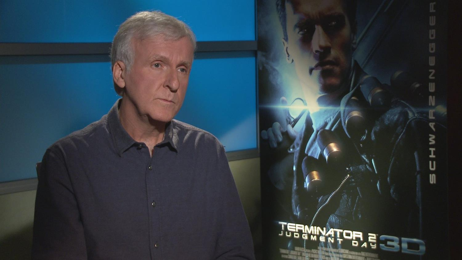 James Cameron on Terminator 2, Avatar and What Makes Franchises Last