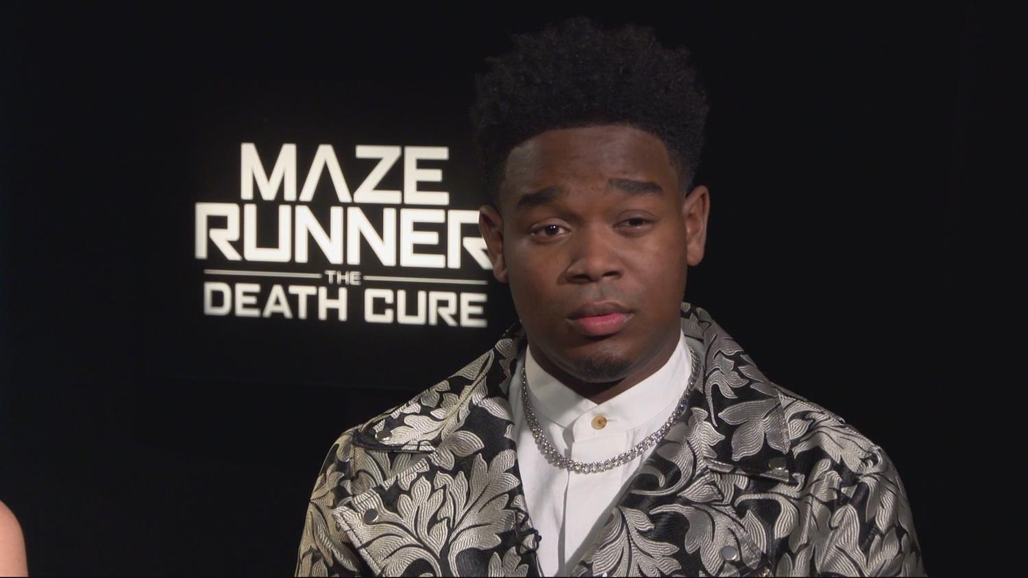 The Maze Runner: The Death Cure Cast Love Pac-Man, Explain Film Plots Badly