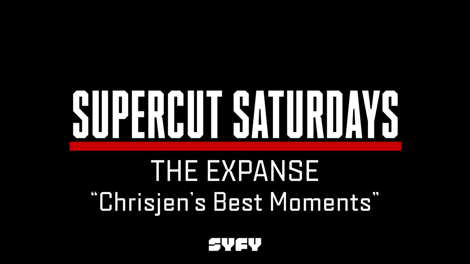 Supercut Saturdays - Chrisjen's Best Moments