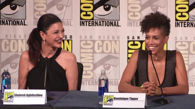 The Expanse at SDCC 2016: Amos is a Robot