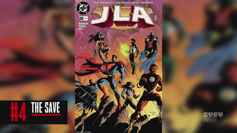 Aquaman's Top 5 Justice League Stories