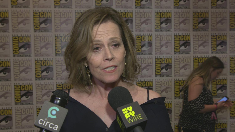 The Defenders' Sigourney Weaver, Krysten Ritter and Cast Give a Sneak Peek