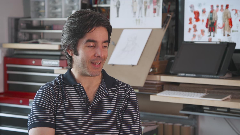 Daredevil Artist Paolo Rivera on Humor and Matt Murdock
