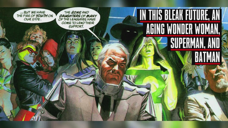 Wonder Woman's Top 5 Justice League Stories