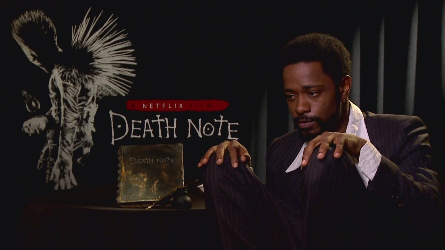 Death Note's Lakeith Stanfield Wants Some Skittles