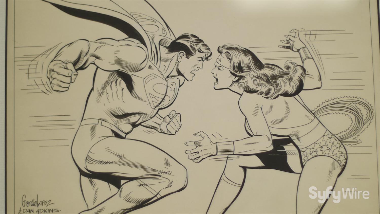 DC Comics' Dan Didio on the Legacy of Wonder Woman