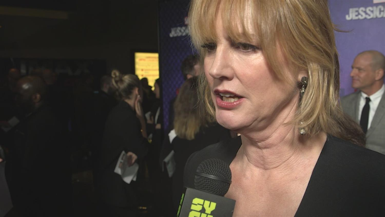 Krysten Ritter, Janet McTeer and the Jessica Jones Cast On Inclusive Directing