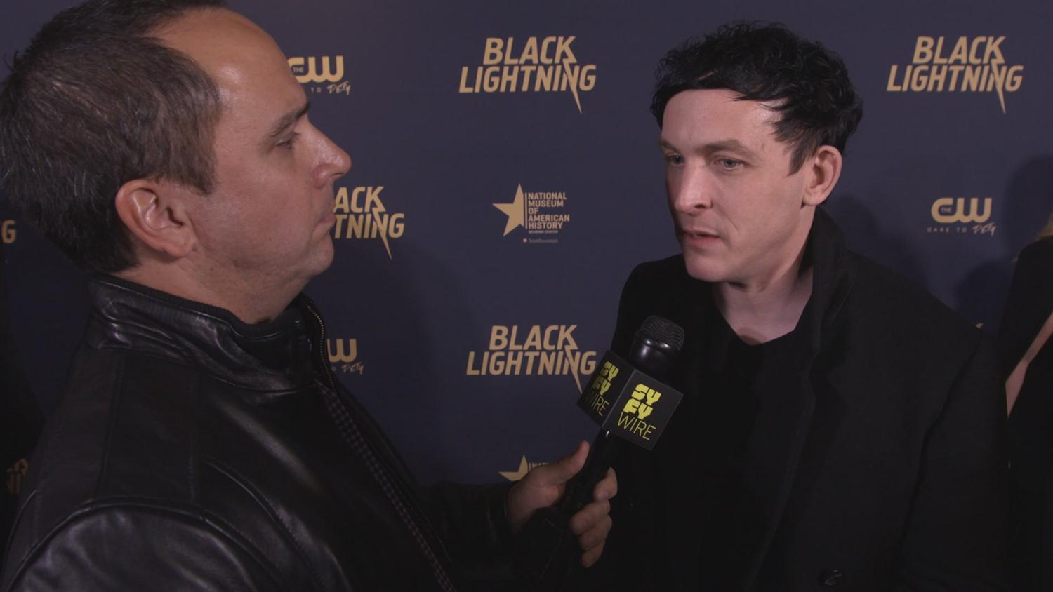 "Gotham's Robin Lord Taylor on Penguin/Jerome's Team Up: ""Order and Chaos"""
