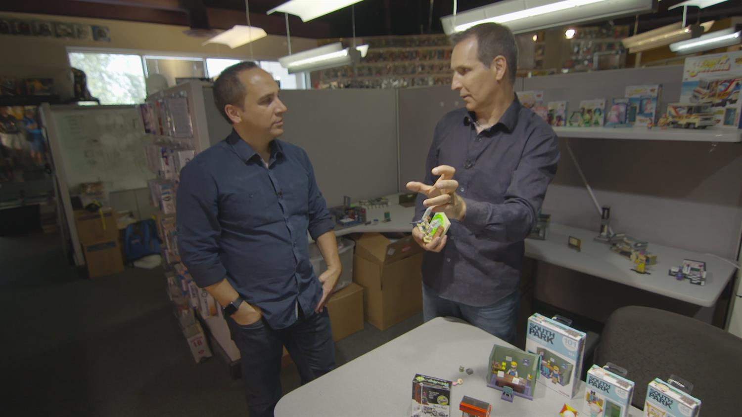 McFarlane Toys Office Tour: Todd McFarlane on How and Why He Makes Toys