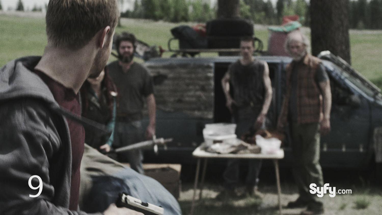All Zombie Kills – Season 1, Episode 1