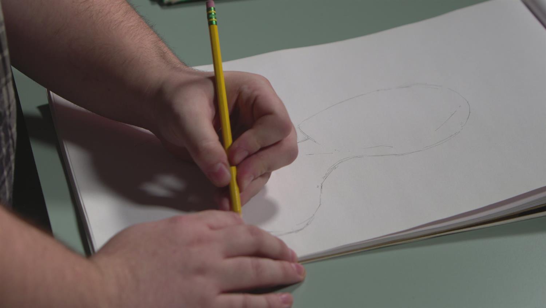 Watch Spider-Gwen Sketched By Comic Book Artist Josh Adams