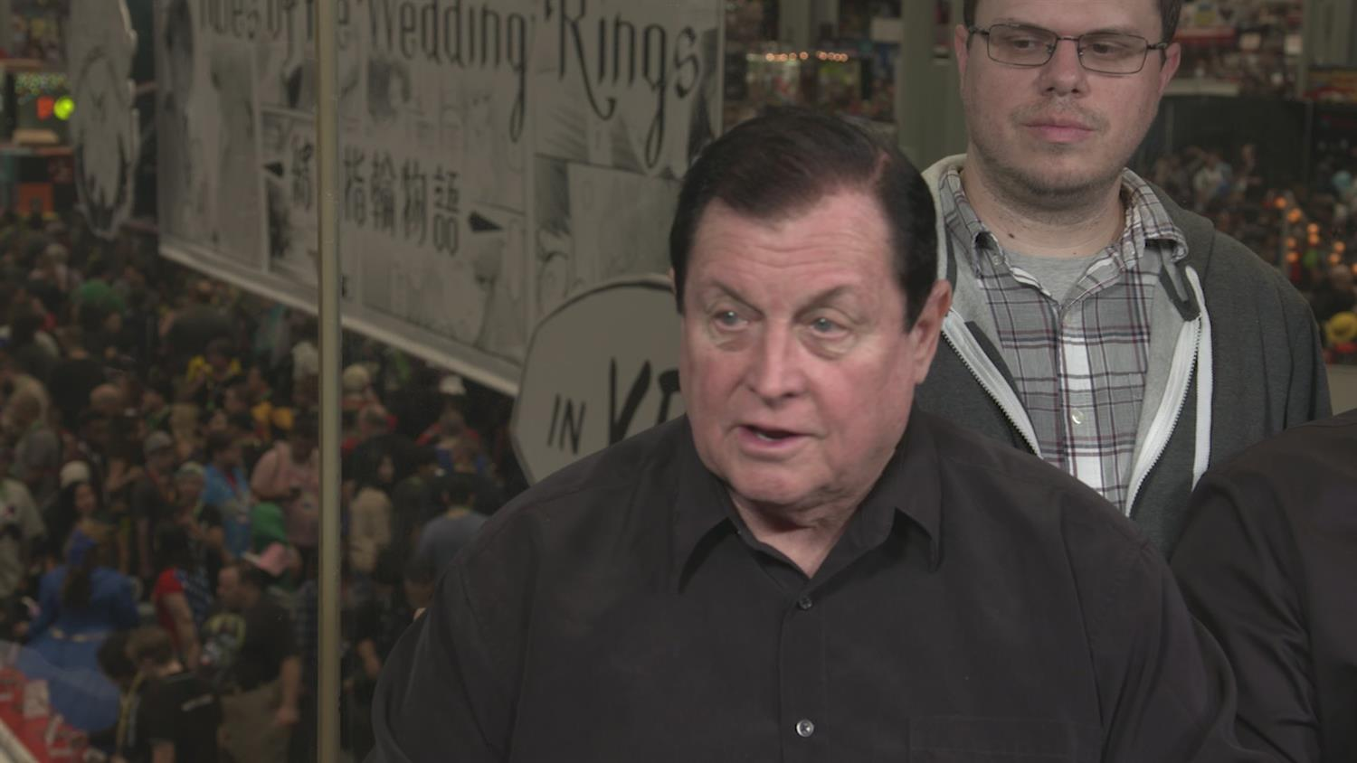 Burt Ward vs. William Shatner! Plus: Burt Ward Recalls Being Cast as Robin