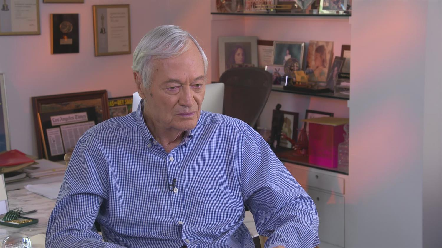 Roger Corman on Women in Prison AND Bringing Fellini to the States