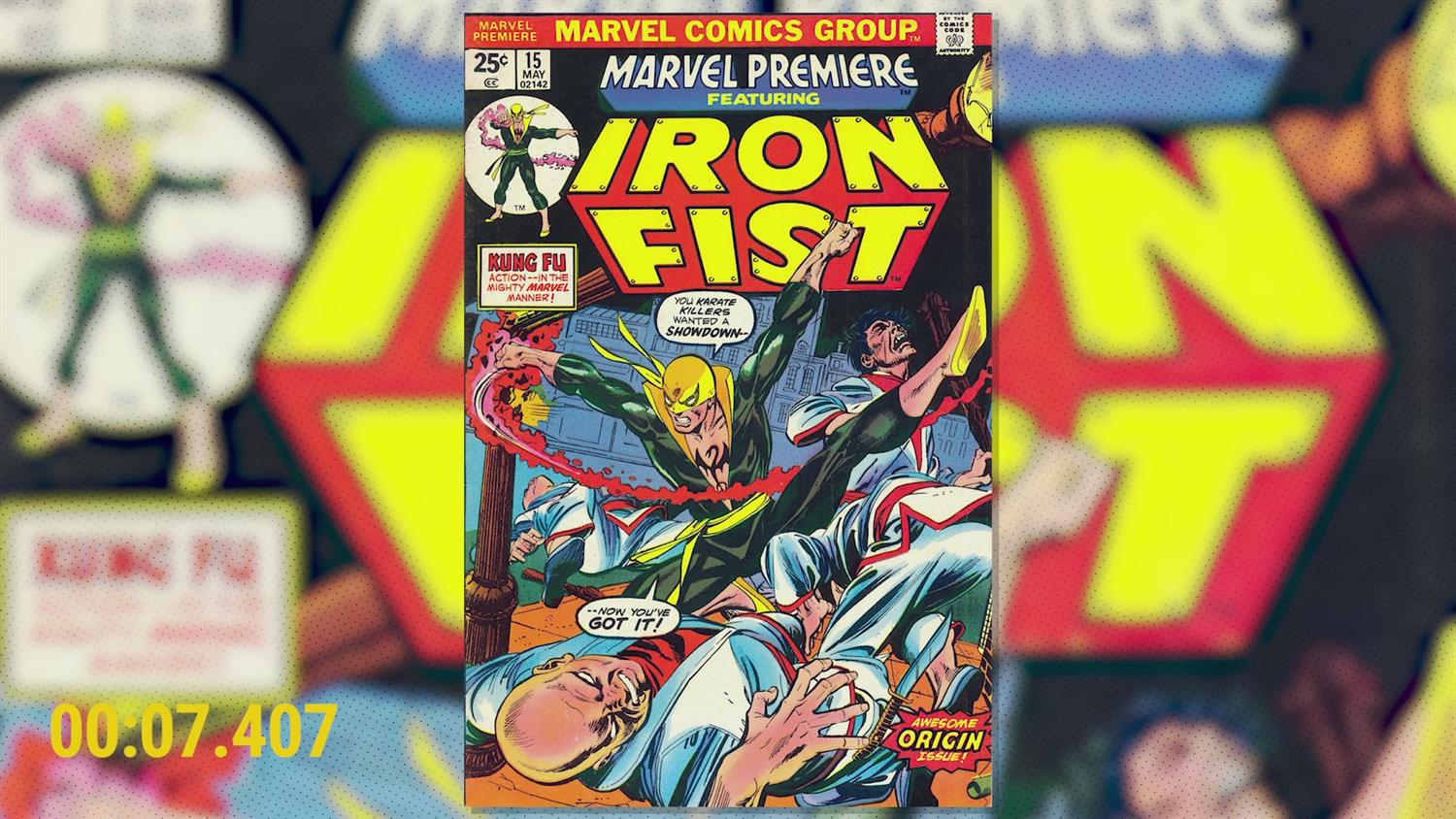 Iron Fist in 2 Minutes