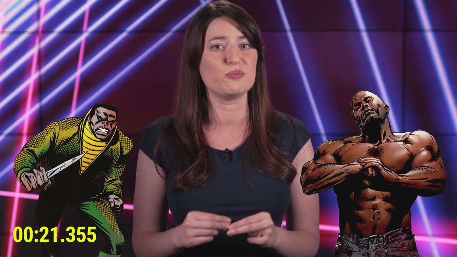 Luke Cage in 2 Minutes