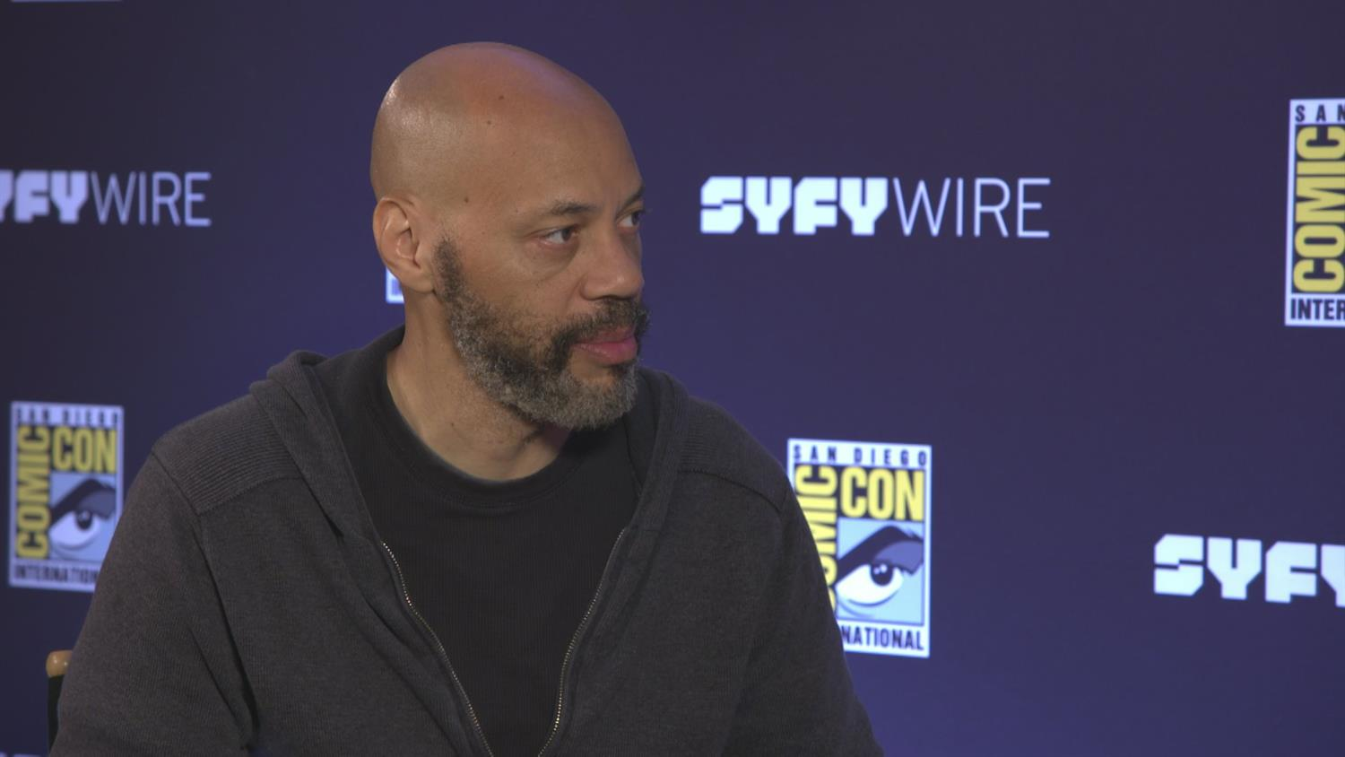 12 Years A Slave Writer John Ridley on Race and Superheroes in The American Way