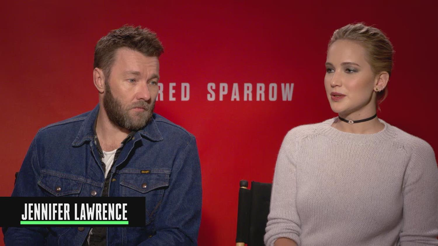 Jennifer Lawrence on Black Widow vs. Red Sparrow, Hunger Games and Vanderpump Rules as Sci-Fi