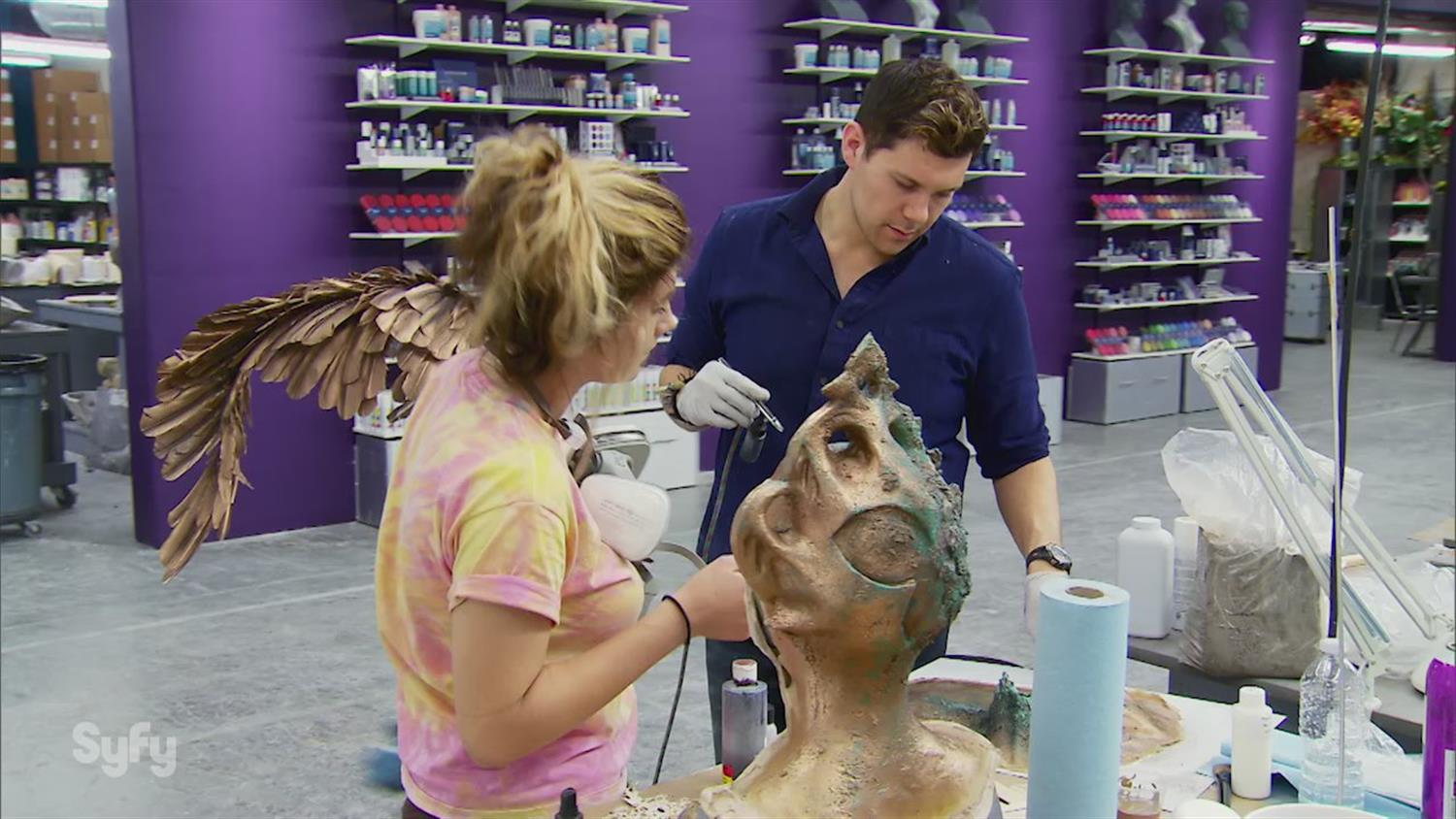 Face Off Sneak Peek: Season 11, Episode 2