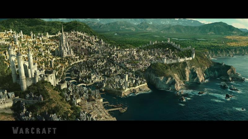 The Warcraft Invasion: Survival