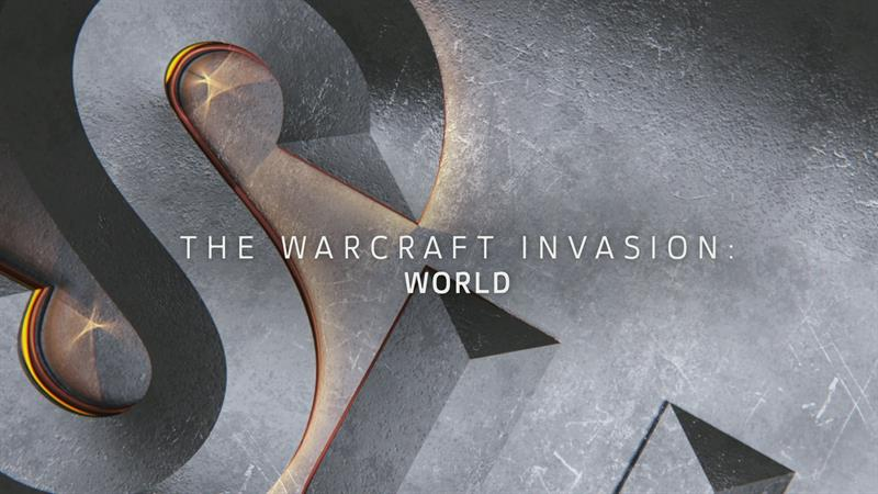 The Warcraft Invasion: World