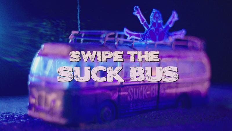 Definitely Not Fake Commercial - Suck Bus