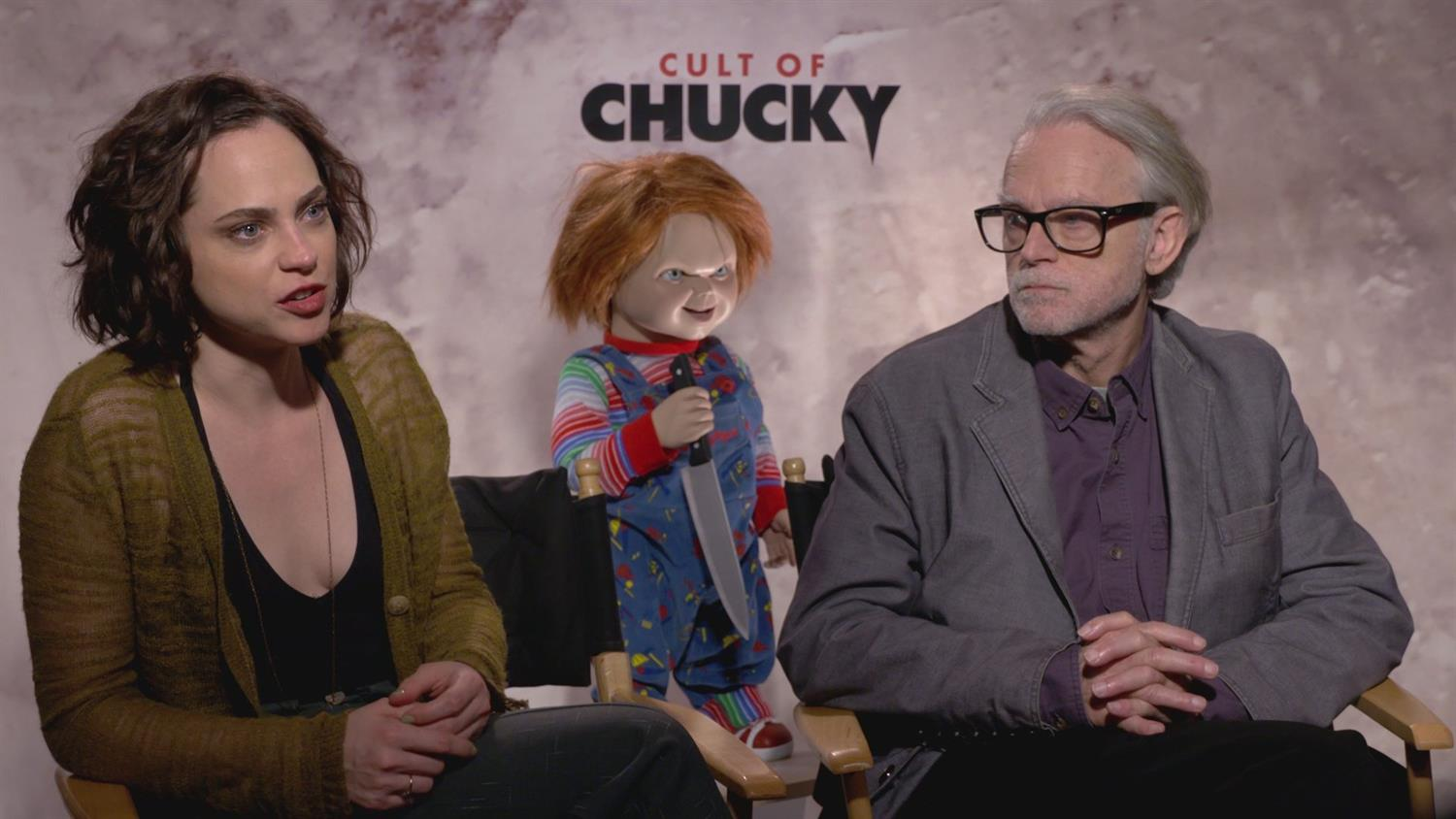 Cult of Chucky Cast: Why Chucky Has Lasted, and Why He's Funny