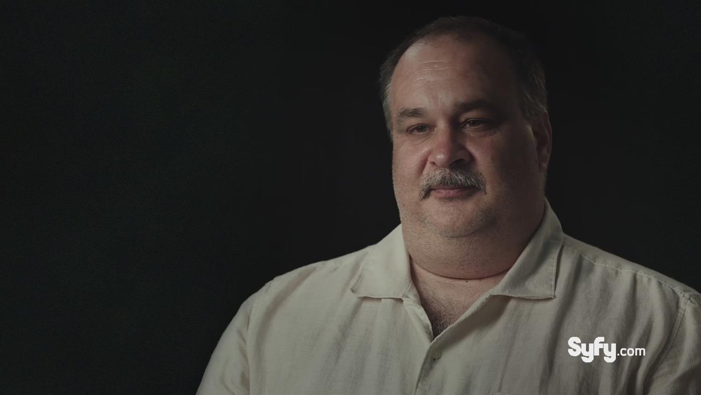 A Man in the Closet