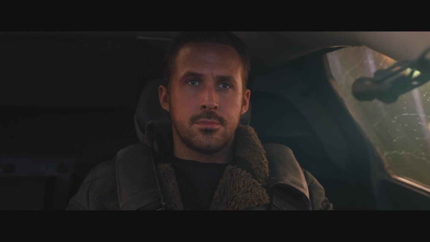 Ryan Gosling & Harrison Ford in This Bladerunner 2049 Exclusive