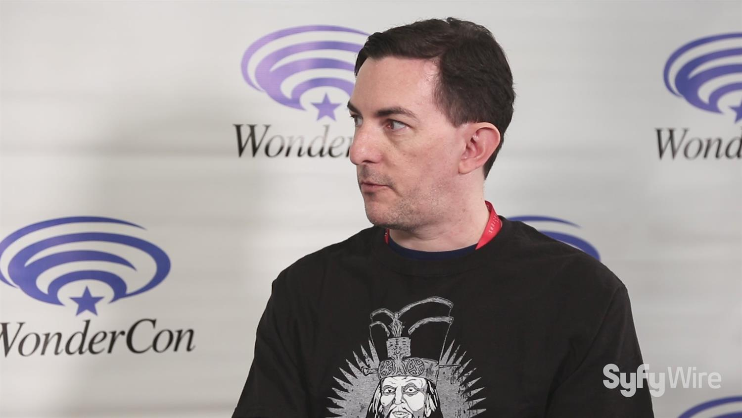 Arrival writer Eric Heisserer on writing comics