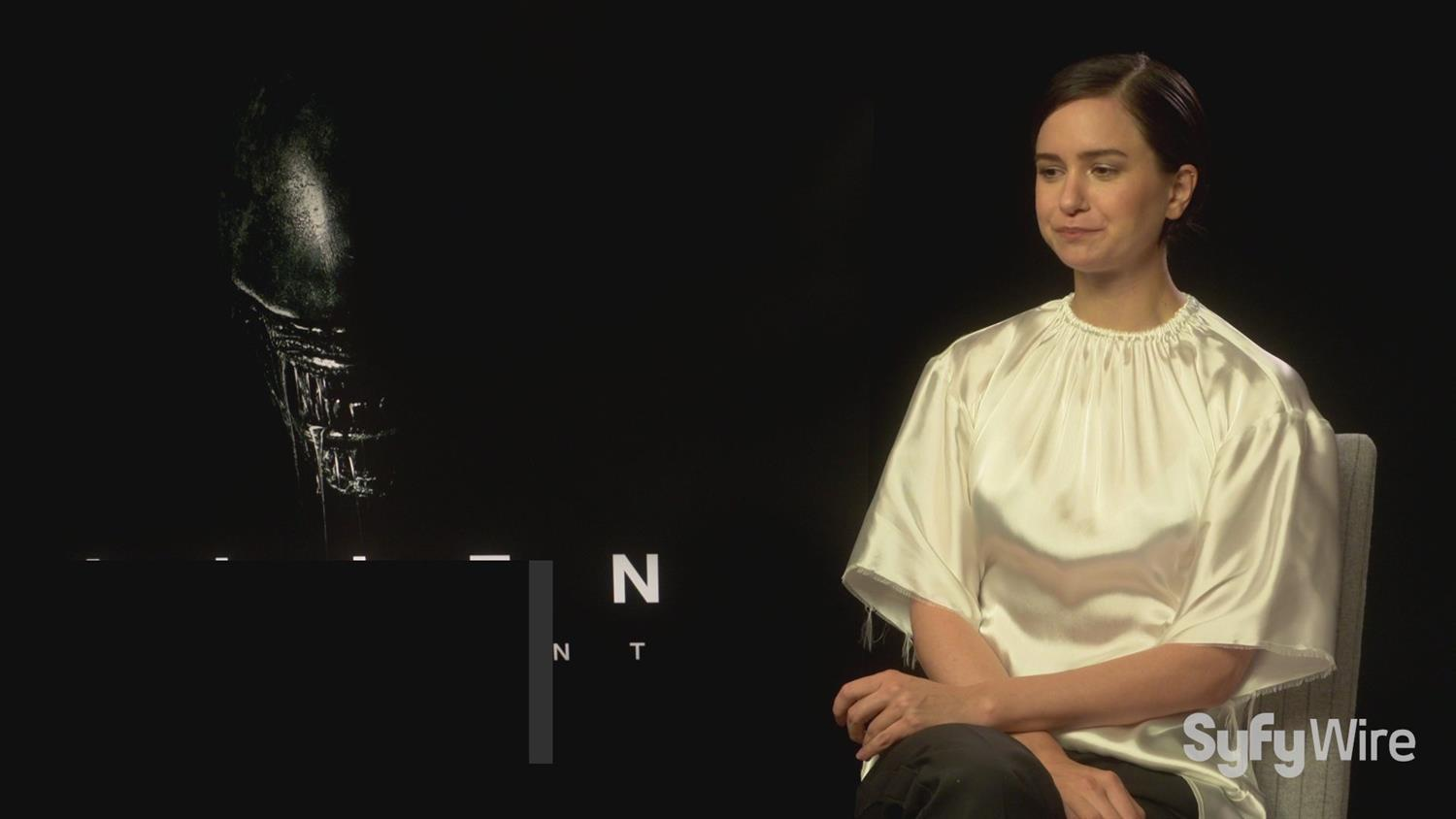 Alien: Covenant's Katherine Waterson: The First Alien Is In Her DNA