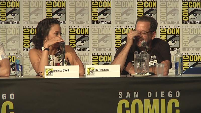 Dark Matter at SDCC 2016: Killing the Cute One