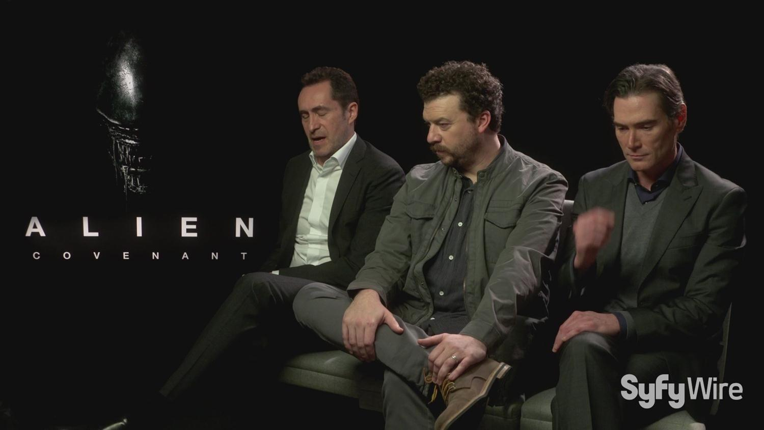 Alien: Covenant's Danny McBride on If He's Comic Relief