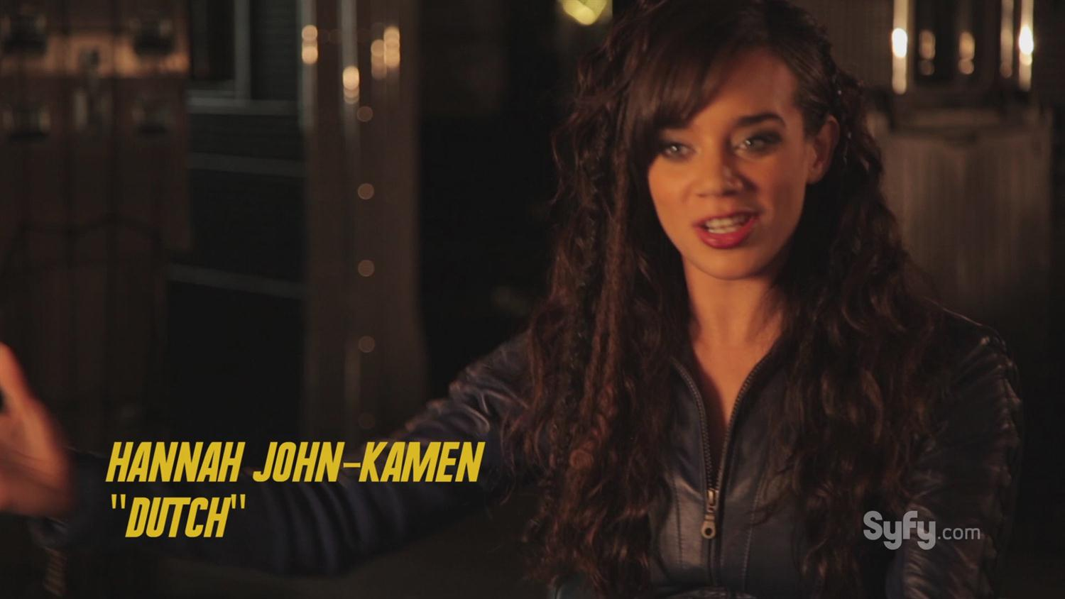 Inside Killjoys: Episode 9