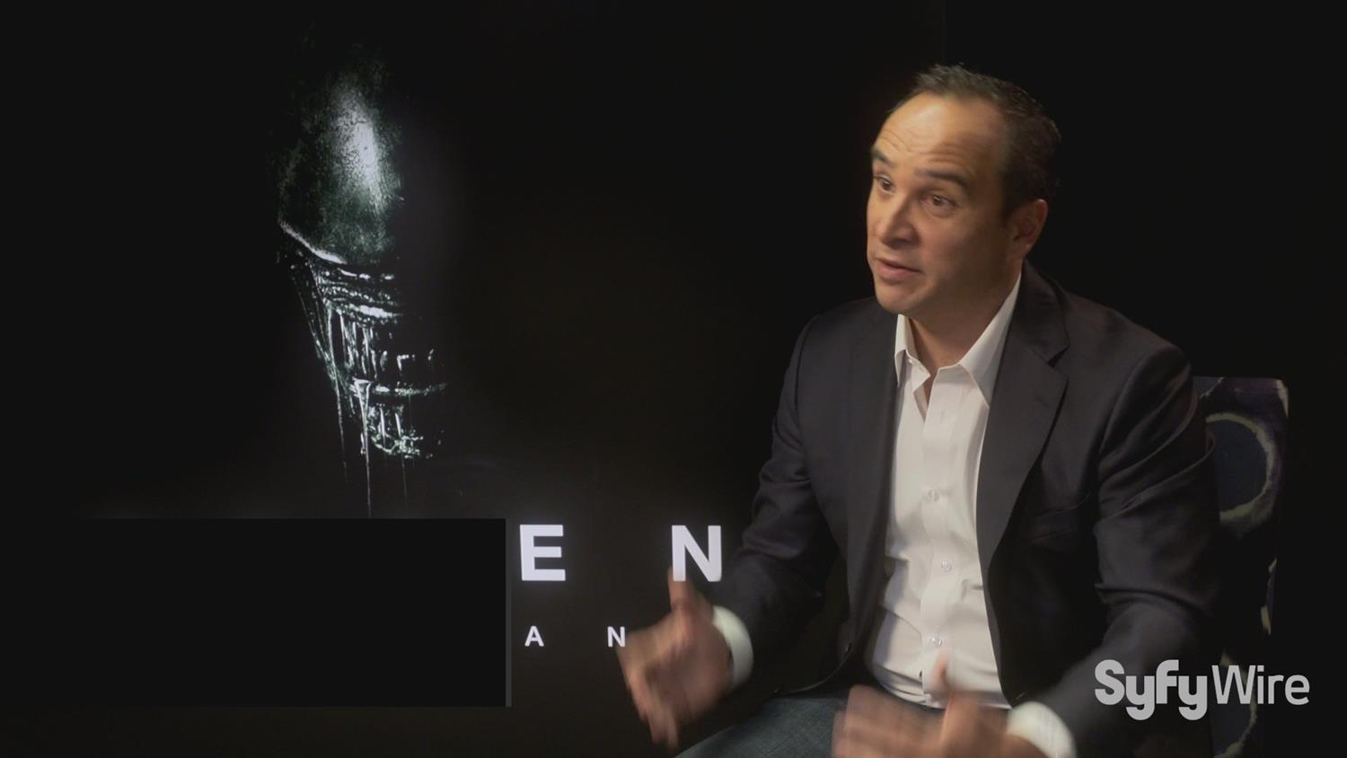 Ridley Scott on Why He Wanted To Direct Alien