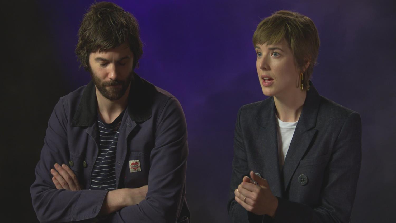 Hard Sun's Jim Sturgess and Agyness Deyn on Sci-Fi Meets Crime Thriller