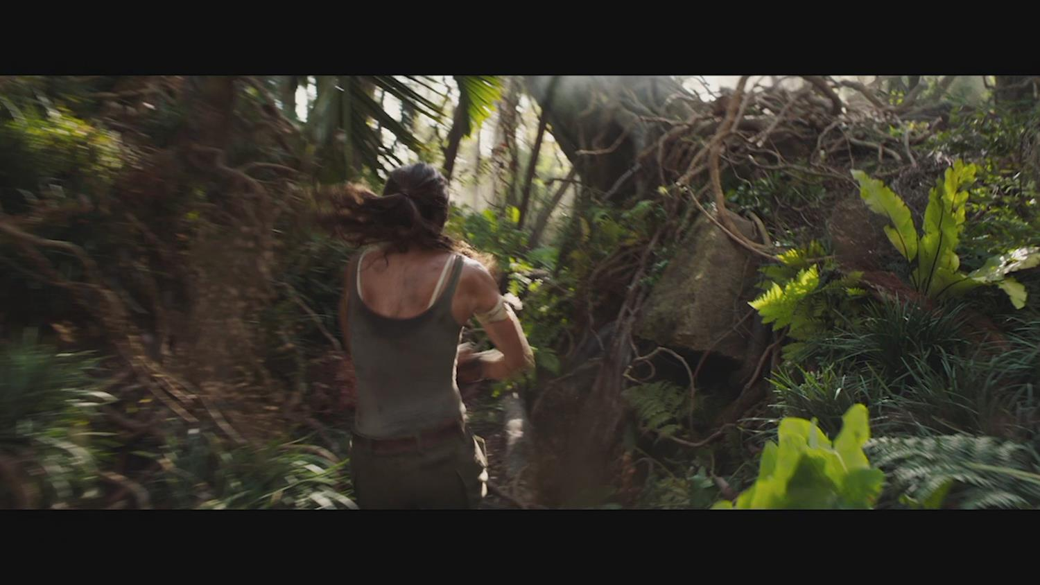 The Tomb Raider Cast Attempts To Solve Puzzles and Riddles
