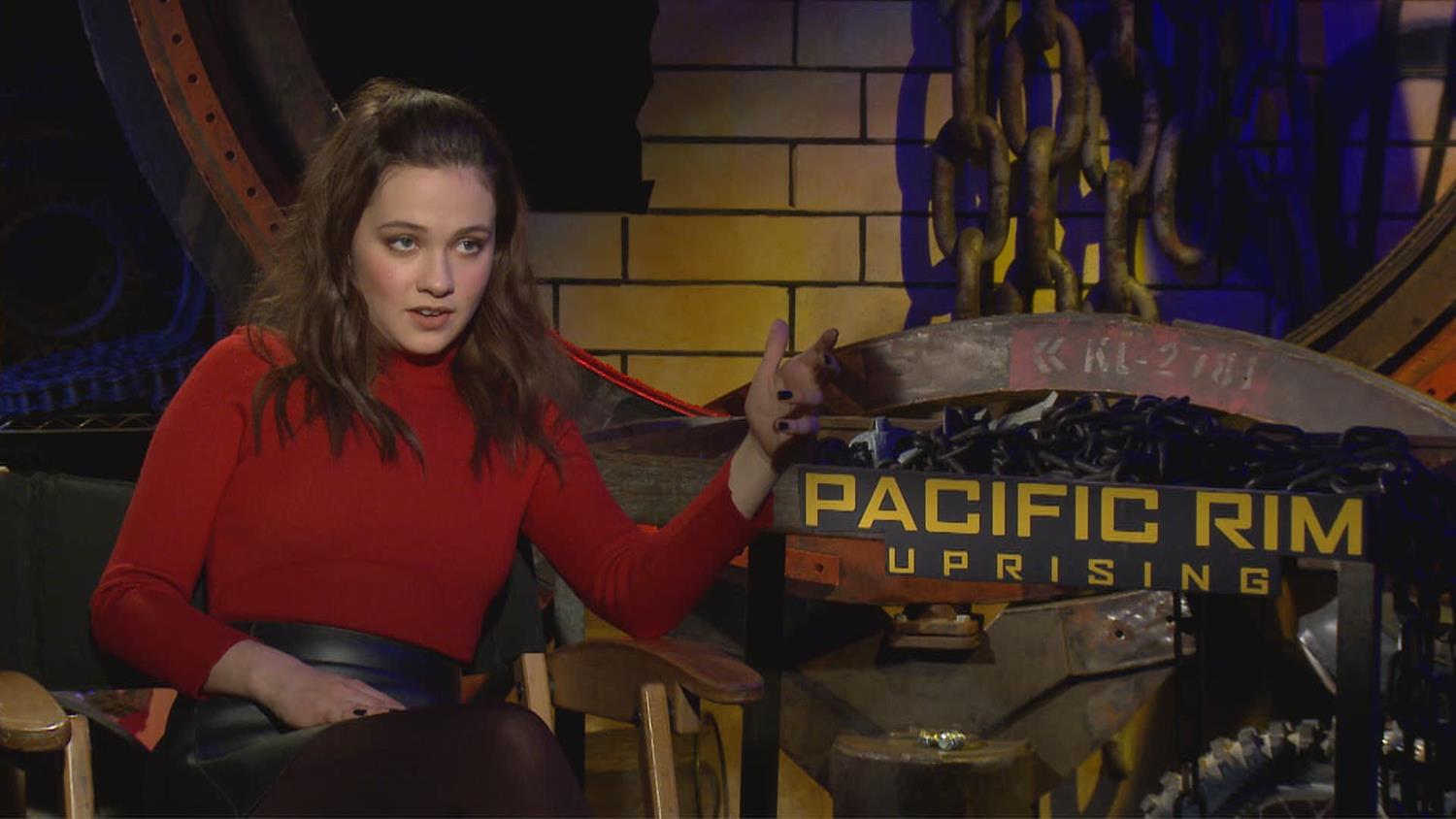 This Is The Nickname Pacific Rim's John Boyega Gave Cailee Spaeny