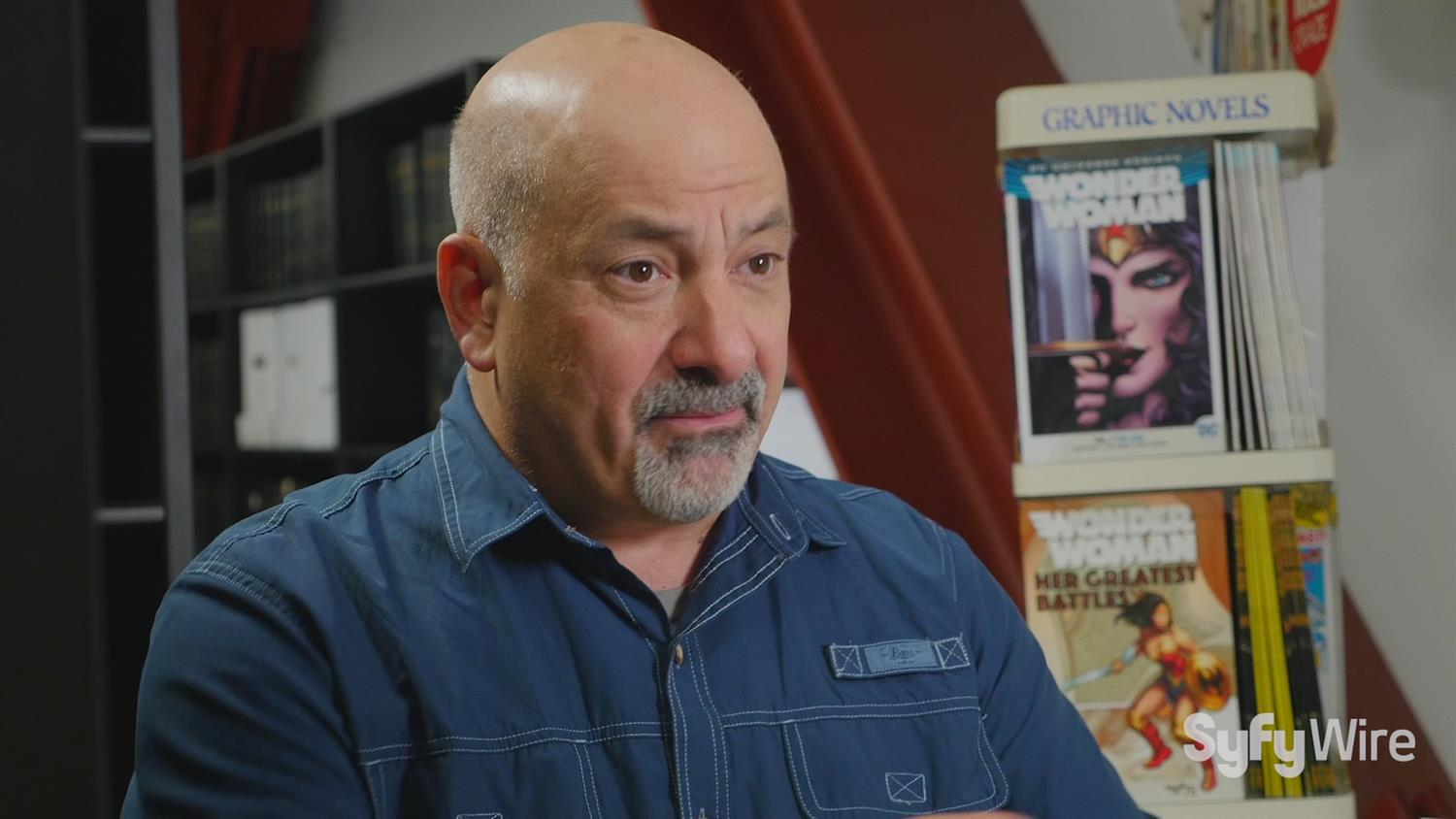 DC Comics Dan Didio on Doomsday Clock