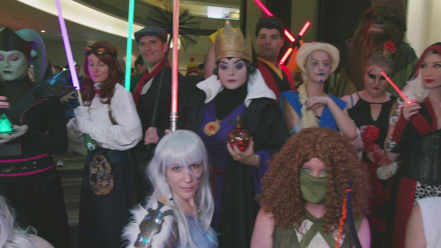 This Star Wars/Disney Cosplay Mashup Is Something You Must See