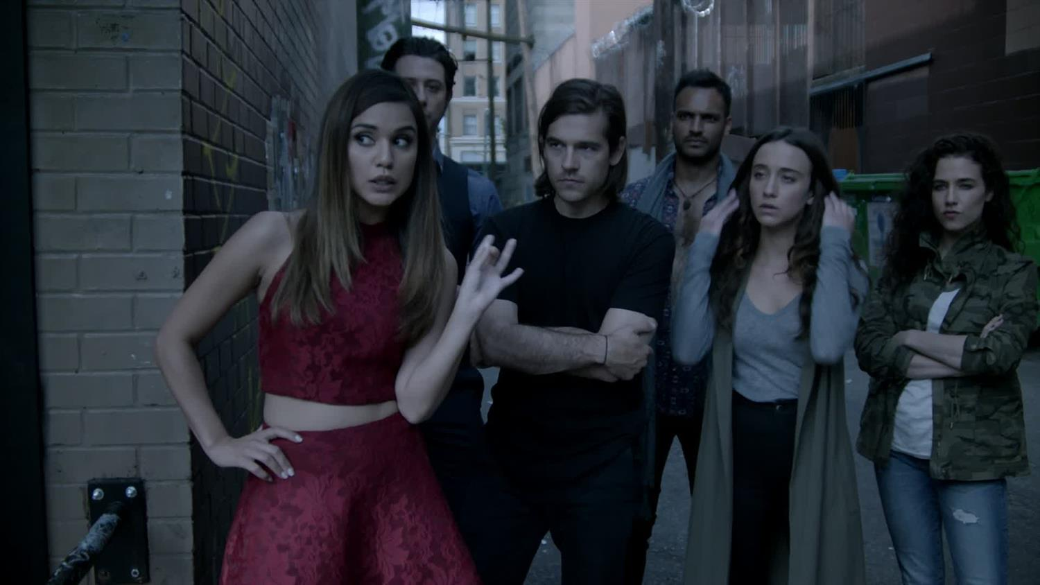 Inside the Magicians: Season 2, Episode 7