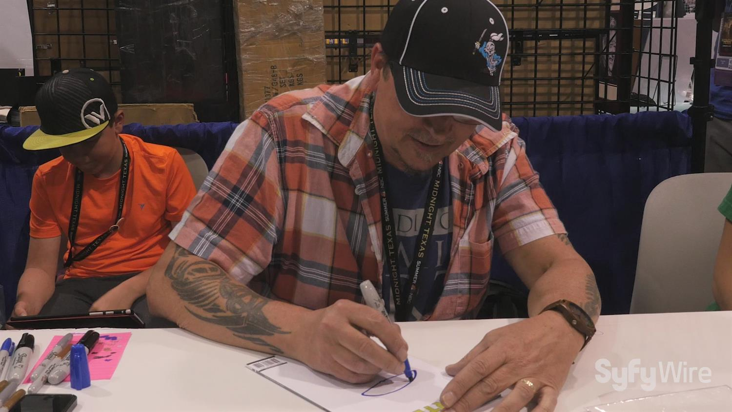Watch Teenage Mutant Ninja Turtles Creator Kevin Eastman Sketch