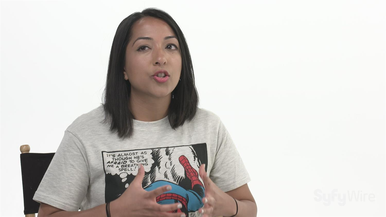 Marvel's Sana Amanat on the Captain Marvel Movie
