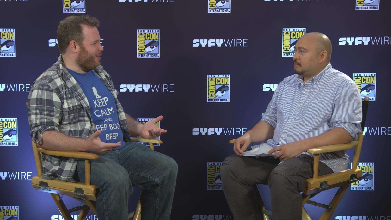 Spencer & Locke Writer David Pepose on Film Adaptations, Meeting Stan Lee