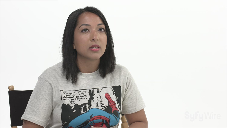 Marvel's Sana Amanat on Ms. Marvel (Kamala Khan)