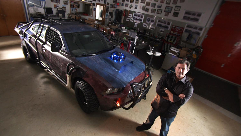 Making of Defiance Part V: Vehicles
