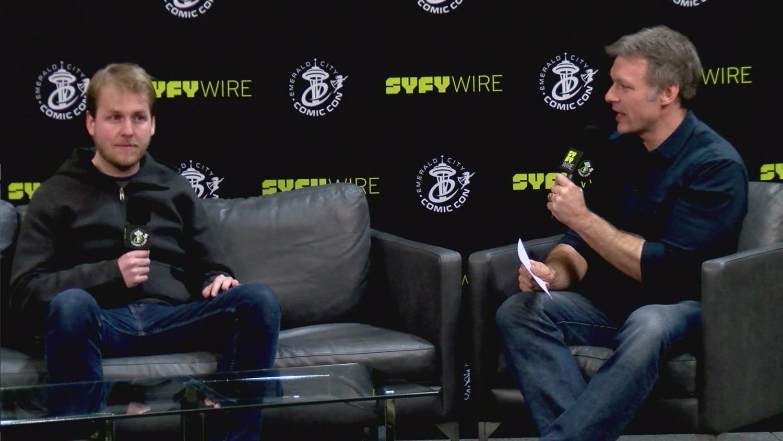 Gears of War's Max Dunbar Talks Rise Of RAAM