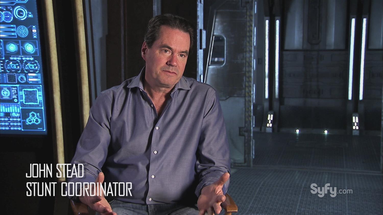Dark Matter Backstage: Episode 1