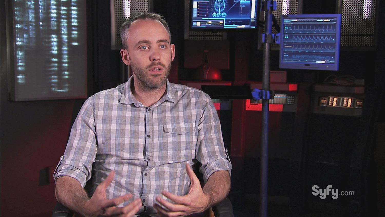 Dark Matter: Building the Raza VFX