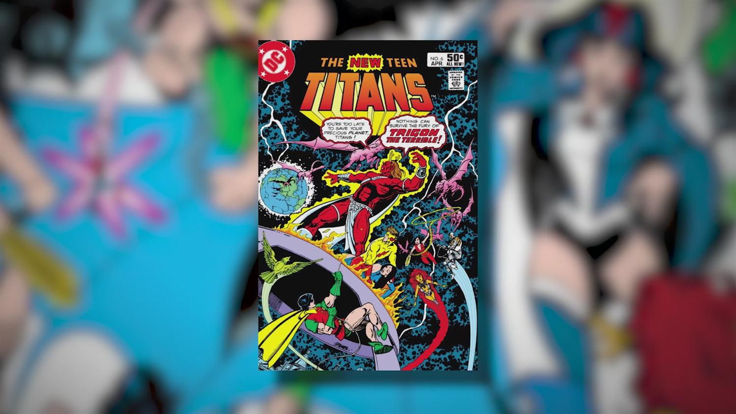 George Perez Speaks Out On The Titans Live Action TV Show