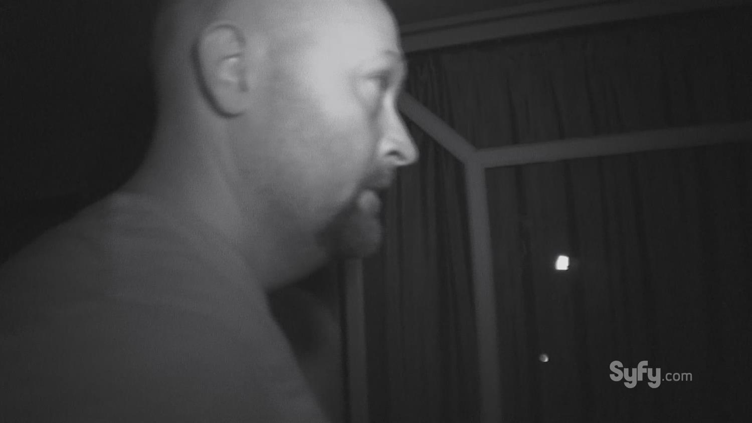 Ghost Hunters - Bonus Scene – Window of Opportunity